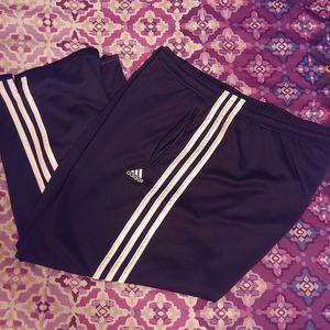 Women's Adidas cropped pants